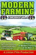 Modern Farming Vol. 4 - 4DVD Boxset