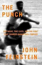 NEW! The Punch by John Feinstein (2002) Basketball Players