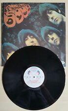 THE BEATLES - RUBBER SOUL -  LP UNOFFICIAL RELEASE 1991