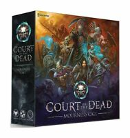 Court Of The Dead Dessus Game Mourners Call English Version USAopoly Gaming