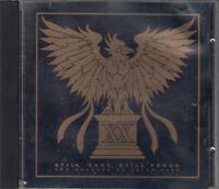 Uriah Heep Still 'Eavy Still Proud CD 2 Decades Of FASTPOST