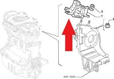 51760172 SUPPORTO MOTORE FIAT DOBLO LATO CAMBIO POSTERIORE 1.9 D JTD MULTIJET