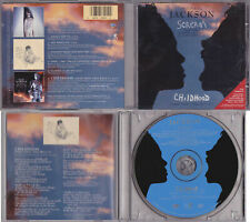 Michael Jackson Janet SCREAM CD Maxi Single 49K 78001 Collector Edition USA 1995