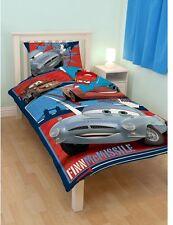 Disney Pixar Cars 2 ropa de cama reversible 135x200 McMissile McQueen espionaje