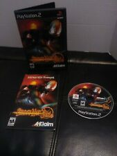 Shadow Man: Second Coming (Sony PlayStation 2) Complete PS2 ShadowMan 2 GB