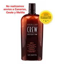 American Crew 3 in 1 Champú, acondicionador y body wash 450ml