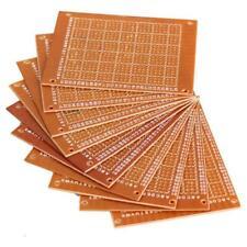 DIY PCB Universal Prototype Paper Matrix Circuit Board Stripboard 5x7cm IR
