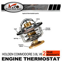 COMMODORE V6 3.8L ENGINES THERMOSTAT FOR HOLDEN VN VP VQ VR VS VT VX VY
