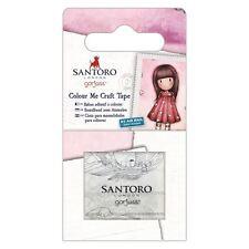 Santoro Gorjuss Postal Craft Collection - Colour - Me Tape (5m)
