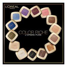 Fard à paupiere Color Riche mono Ombre smoky -  matte - Nude - Lumière L'Oréal