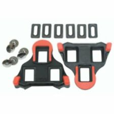 Shimano Clipless Pedal SPD-SL Cleat Set Red, SM-SH10 Fixed Float