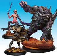 Dark Age: Bounty Hunter Misfits & Monsters (3)