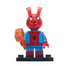 Spider Ham (Spiderman Spiderverse) - Marvel Lego Moc Minifigure Gift For Kids