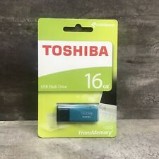Toshiba TransMemory U202 16GB USB 2.0 Flash Drive Memory Stick