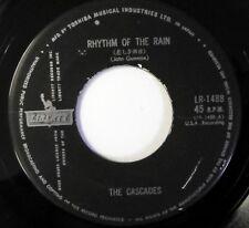 CASCADES 45 Rhythm of the Rain/The Last Leaf LIBERTY pop vocal ak106