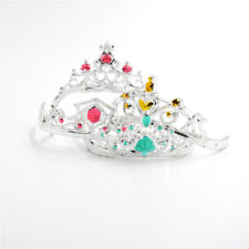 8X 4 Colours Fashion Crowns for  Headwear Jewelry Accessories for Doll MOA^lk