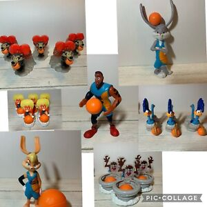 McDonalds Space Jam A New Legacy Happy Meal Toys 2021 Lot of 19, See Pics!