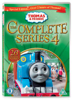 Thomas & Friends: The Complete Series 4 DVD (2012) David Mitton cert U