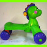 TRICICLO BIMBO DRAGO FISHER PRICE