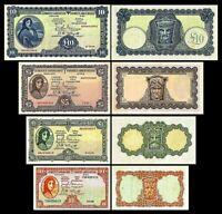 Irlanda - 2x 10 Shillings,1, 5, 10 Pounds - Edición 1938 - 1940  Reproducción 07