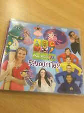 ABC FOR KIDS FAVOURITES  ~ The Wiggles, Don Spencer ~ CD