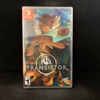 Transistor (Nintendo Switch) BRAND NEW / Region Free