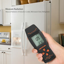 Handheld EMF Meter Meterk Strahlung Detektor Digitales StrahlenmessgeräT H2X5