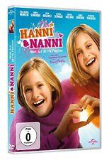 HANNI & UND NANNI MEHR ALS BESTE FREUNDE DVD