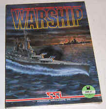 Warship By SSI for Atari ST New Sealed in the Box NIB