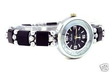 Hot selling Woman's Watch - Black Color Bracelet Ladies Watches