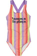 ♥ VINGINO Made by Senna ♥ Mädchen Badeanzug ZAHRA in coral peach Gr.128-176 ♥
