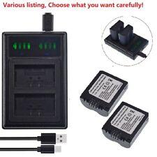 CGA-S006A Battery or charger for Panasonic Lumix DMC-FZ35 FZ18 FZ30, FZ38, FZ18K