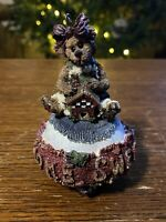 ⭐️New Old Stock Boyds Bear Christmas Bailey Home Sweet Home Ornament #25708⭐️