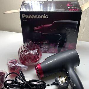 Panasonic EH-NA65-K Smooth & Shiny Hair Dryer (1552)