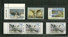 STATE DUCK STAMPS-COLLECTION OF (21) EARLY ISSUES-MOSTLY #1s-MINT NH-CAT $343.50