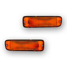 Fits 95-00 Toyota Tacoma Driver Passenger Turn Signal Light Lamp Assembly 1 Pair