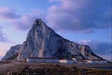 613071 North Face De Rock Gibraltar A4 Foto Impresión