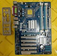 Gigabyte GA-P43-ES3G, LGA775 DDR2 P43 ATX + IO-Shield