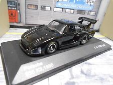 PORSCHE 935 K3 Kremer Turbo Coupe schwarz black 1980 Street IXO White Box 1:43
