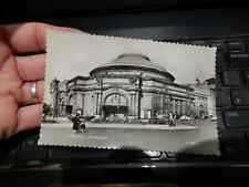 More details for edinburgh usher hall  1950s  real photo