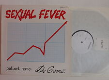 "MAXI 12"" DE GAMA Sexual fever 1567776 TEST PRESSING ITALO DISCO"