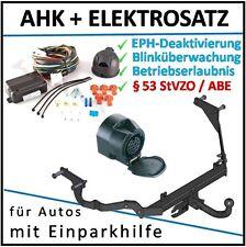 AHK ES13 Citroen Xsara Picasso 1999-2010 Anhängerkupplung DPC EPH-Abschaltung