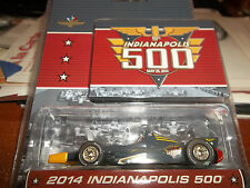 GREENLIGHT 1/64 98TH INDIANAPOLIS 500 MAY 25TH, 2014, INDY 500 INDY CAR