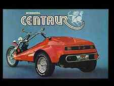 New listing Rupp Centaur 3 Wheel Cycle Operations Manual 120pgs w/ Kohler 340 Engine Service