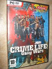 GIOCO GAME PC CRIME LIFE GANG WARS +18 IN ITALIANO SIGILLATO NEW