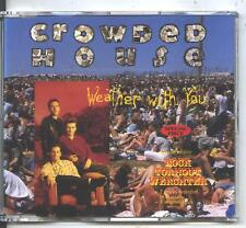 crowded house - weather with you  ltd cd single