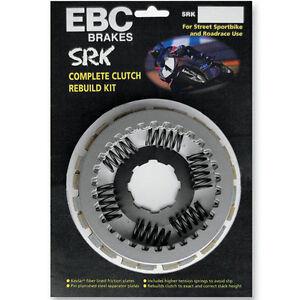 SRK074 EBC Complete Clutch Rebuild Kit for Yamaha YZF-R6 (2003 - 2005) see desc