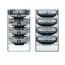 4 Blades For Gillette Fusion Razor Shaving Shaver Trimmer Refills CartridgesLACA