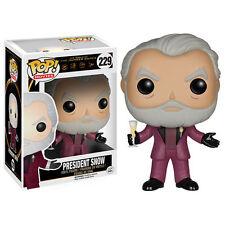 Funko The Hunger Games President Snow Pop! Vinyl Figure