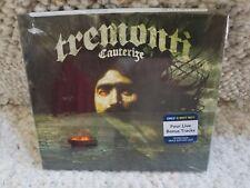 Audio CD - TREMONTI - Cauterize DELUXE (4) Live Bonus Tracks -  NEW SEALED!